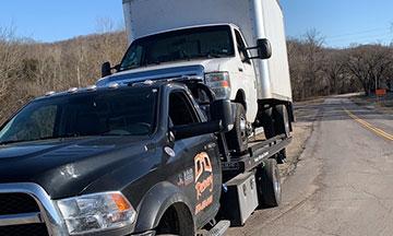 Roadside Assistance - Flat Tire